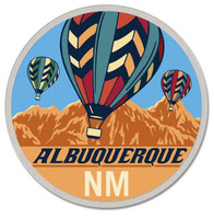 Albuquerque New Mexico Pin