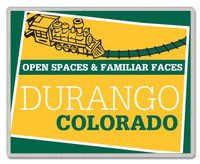 Durango Colorado Lapel Pin