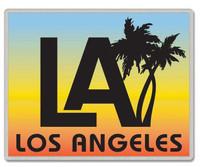 Los Angeles California Lapel Pin