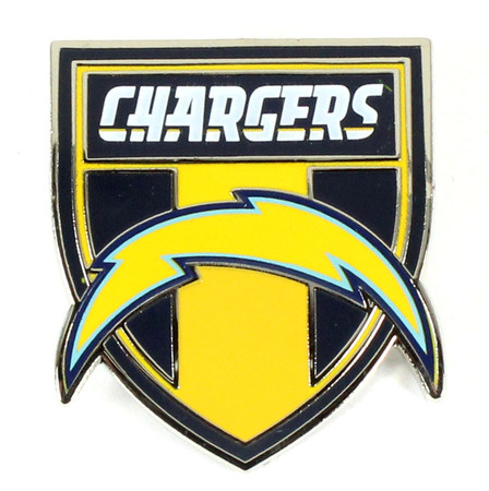 Los Angeles Chargers Crest Pin