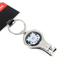Coast Guard Multi Function Key Chain (Nail Clipper, Bottle Opener, Nail File)