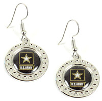 Army Dimple Earrings