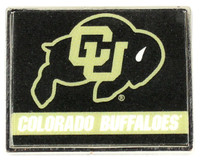 Colorado Buffaloes Logo Pin