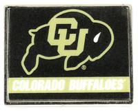 Colorado Buffaloes Logo Pin