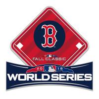 Boston Red Sox 2018 World Series Pin