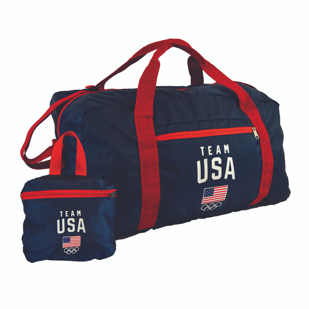 11684e6a33e0 Team USA Pouch Duffel Bag. Loading zoom