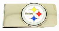 Pittsburgh Steelers Money Clip.