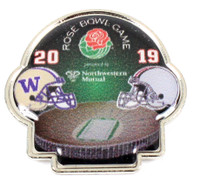 2019 Rose Bowl Washington Huskies vs. Ohio State Buckeyes Pin