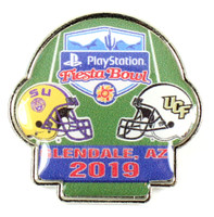 2019 Fiesta Bowl Pin LSU vs. UCF Pin