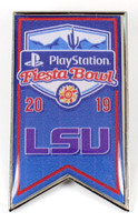 LSU Tigers 2019 Fiesta Bowl Pin