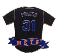 Mike Piazza Jersey Pin