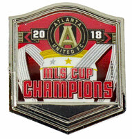 Atlanta FC 2018 MLB Champions Pin