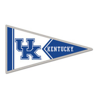 Kentucky Wildcat Pennant Pin
