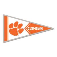 Clemson Tigers Pennant Pin