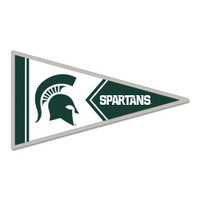 Michigan State Pennant Pin