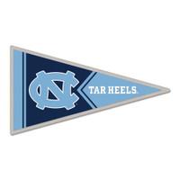 North Carolina Tarheels Pennant Pin