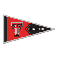 Texas Tech Pennant Pin