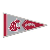 Washington State Cougars Pennant Pin