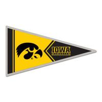 Iowa Hawkeyes Pennant Pin