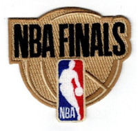 NBA Finals PATCH - 2.25""
