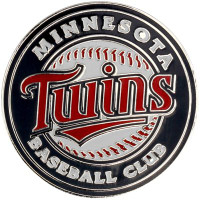 Minnesota Twins Logo Pin