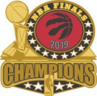 Toronto Raptors 2019 NBA Champions Pin