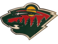 Minnesota Wild Logo Pin