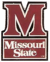 Missouri State Logo Pin