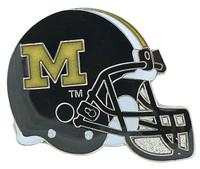 Missouri Football Helmet Pin