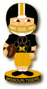 Missouri Football Bobble Head Pin