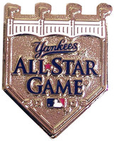 2008 MLB All-Star Game Home Plate Facade Pin