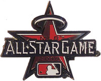 2010 MLB All Star Game Logo Pin
