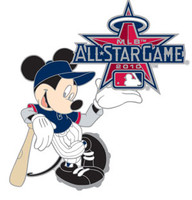 2010 MLB All-Star Game / Disney's Mickey Mouse Pin