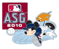 2010 MLB All-Star Game / Disney's Mickey Mouse Pitcher Pin