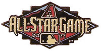 2011 MLB All-Star Game Logo Pin