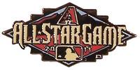 2011 MLB All-Star Game Logo Pin