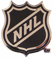National Hockey League Logo Pin