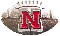 Nebraska Football Pin