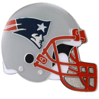 New England Patriots Helmet Pin