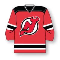 New Jersey Devils Jersey Pin