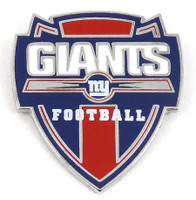 New York Giants Crest Pin
