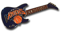 New York Knicks Guitar Pin