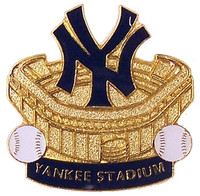 New York Yankees Old Stadium Pin
