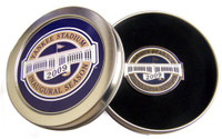 New York Yankees Stadium Inaugural Season Pin in a Tin - Oversized