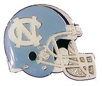 North Carolina Helmet Pin
