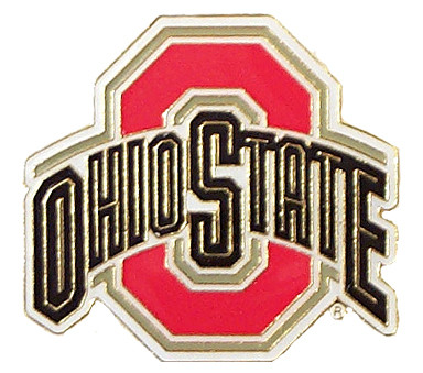 Ohio State Logo Pin