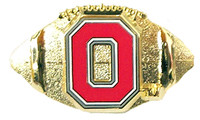 Ohio State Football Pin