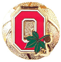 Ohio State Basketball Pin