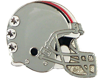 Ohio State Football Helmet Pin