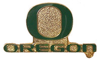 Oregon Logo Pin